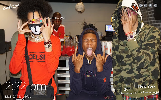 Ayo and Teo HD Wallpapers Hip Hop Music Theme