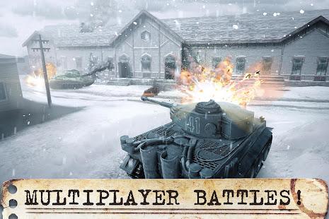 World War Heroes: WW2 FPS poster