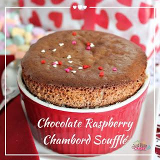 Chocolate Raspberry Chambord Souffle Recipe