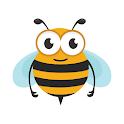 Včelka - osobní trenér čtení icon