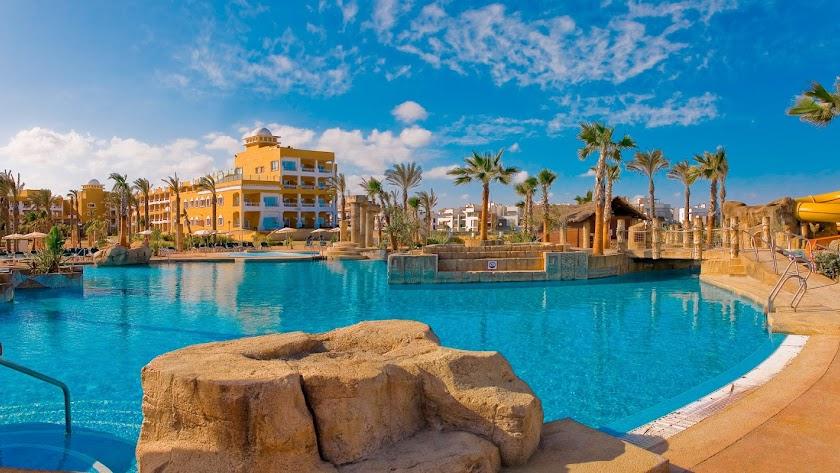 Imagen de uno de los hoteles de la marca \'Senator\'.