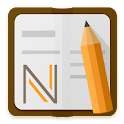 Notas - Note list icon