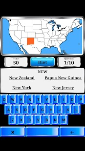 World Geography - Quiz Game- screenshot thumbnail