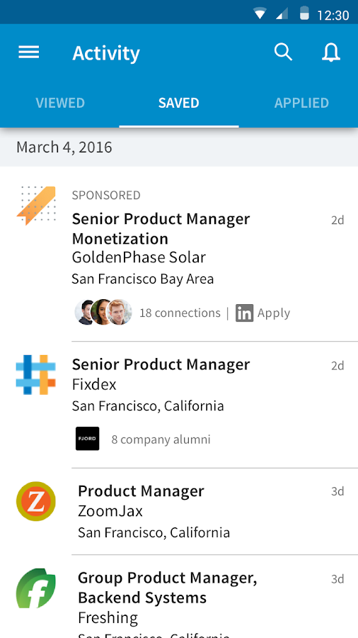 LinkedIn Job Search - Android Apps on Google Play
