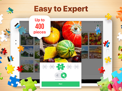 Jigsaw Puzzles – Puzzle GameApp Download For Android and iPhone 8