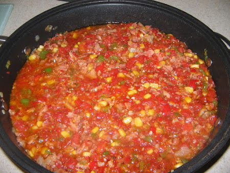 Bacon Salsa Recipe
