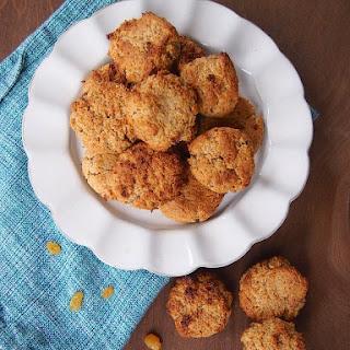No Added Sugar Cinnamon-Spice Raisin Cookies