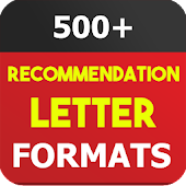 500+ Free Recommendation Letter Formats/Samples