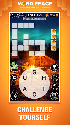 Word Peace -  New Word Game & Puzzles screenshots 2