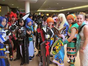 Photo: Manga-gathering in SM Megamall