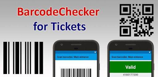 BarcodeChecker for Tickets - Apps on Google Play