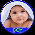 Baby Boy Names -FREE- icon