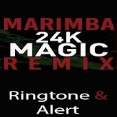 24K Magic Marimba Ringtone