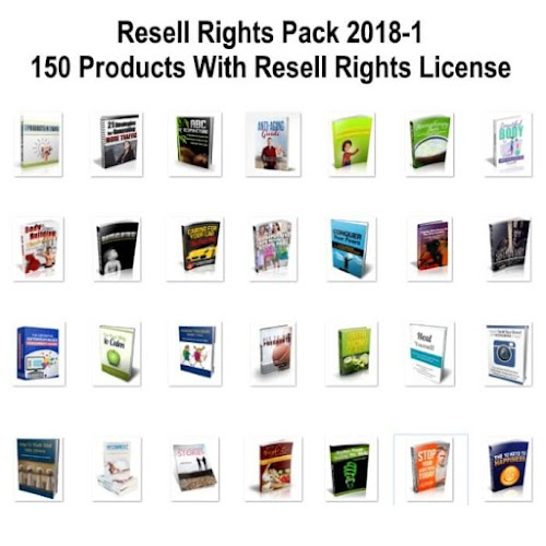 Resell Rights Pack 2018-1