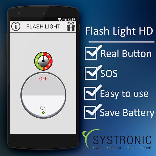 Flashlight Real HD