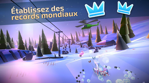 Animal Adventure: Downhill Rush  captures d'écran 2