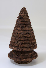 "Photo: Jeff Tate 3"" x 5"" Christmas Tree [unknown building material]"