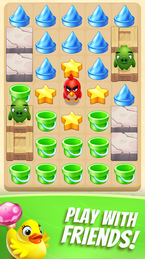 Angry Birds Match - screenshot
