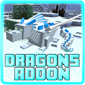 Dragons Addon for Minecraft PE icon