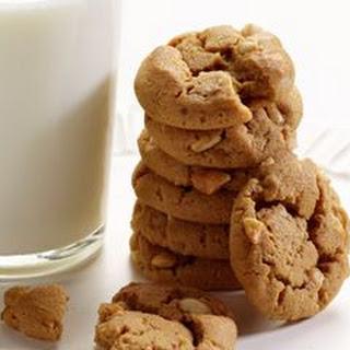 Easiest-Ever Peanut Butter Cookies.