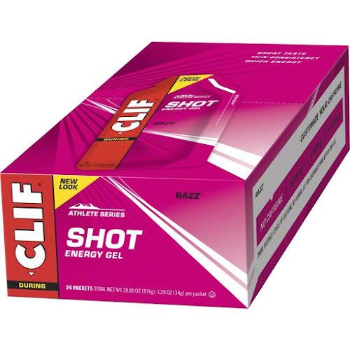 Clif Bar Clif Shot - Raspberry (24-Pack)