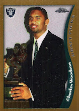 Photo: Charles Woodson 1998 Topps Chrome RC