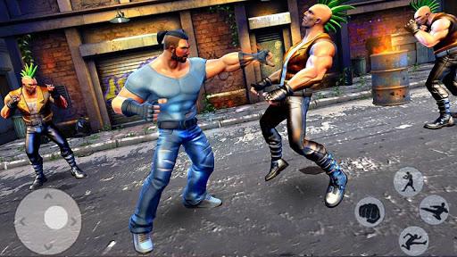 Code Triche street fighter 2020: jeux de combat gratuits 3d mod apk screenshots 1