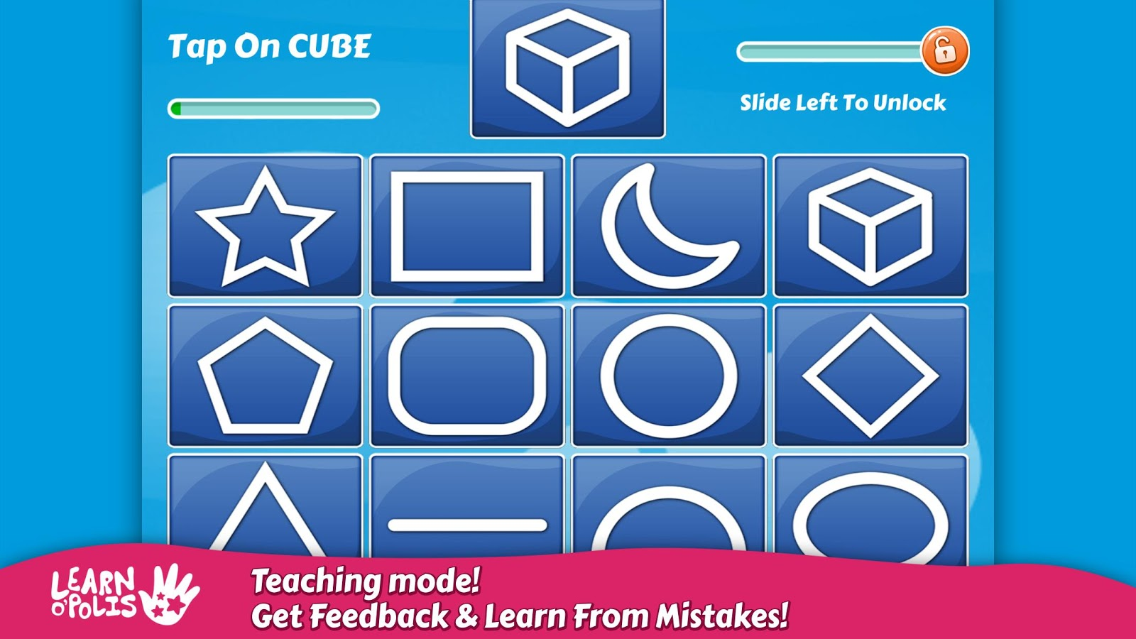 Kids Learn Shapes – Android Apps on Google Play