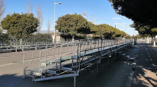 Cortes de tráfico por la celebración de la XXIII Media Maratón de Almería
