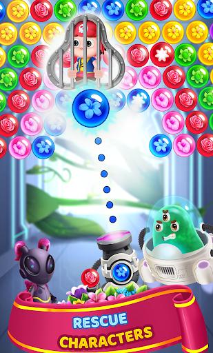 Flower Games - Bubble Shooter 3.7 screenshots 7