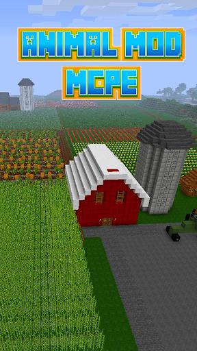 Animal Mod For MCPE'
