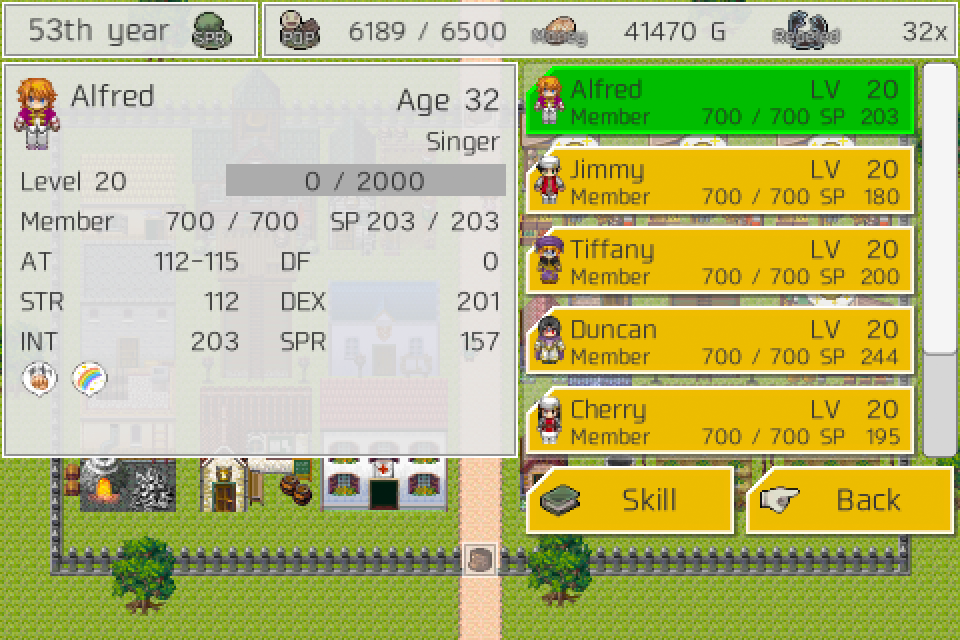 Defense RPG 2- screenshot