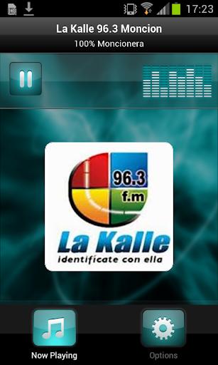 La Kalle 96.3 Moncion