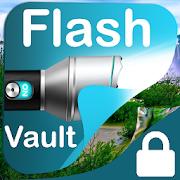 Flashlight Gallery Vault |Torch Vault Hide
