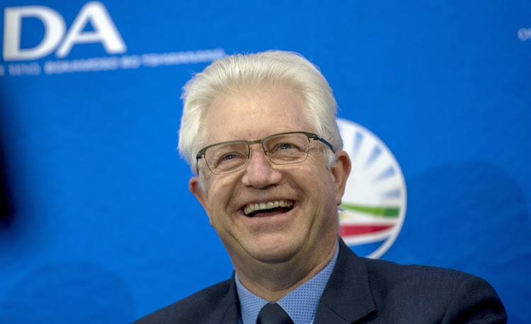 The DA's Alan Winde.