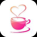 Coffee Adda - Make Friends Nearby icon