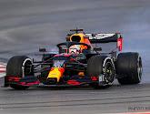 Max Verstappen in derde vrije training in Turkije ruimschoots de snelste in de regen