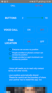 Quick Dial(Quick Voice call) - náhled