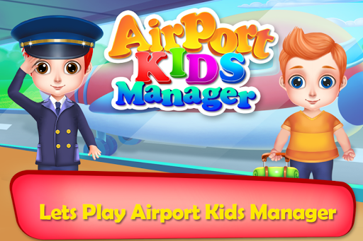 Airport Manager & Cashier 1.0.8 1