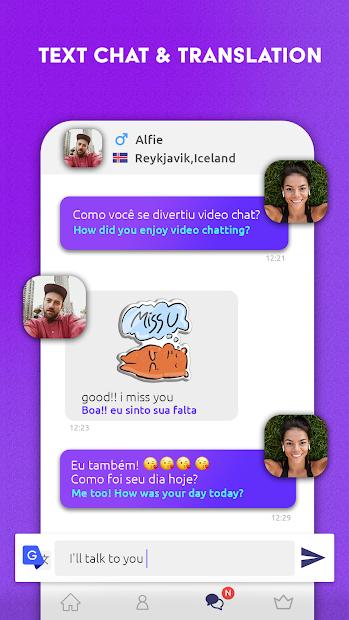 Bermuda Video Chat - Meet New People screenshot 3