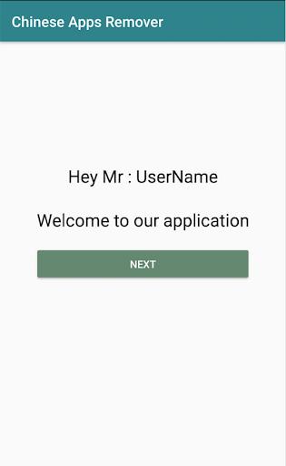 Chinese Apps Detector screenshot 1