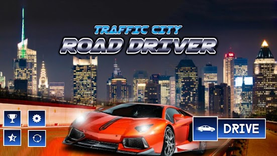 Driving In Car City Traffic- screenshot thumbnail