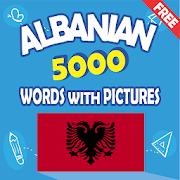 Albanian 5000 Words with Pictures