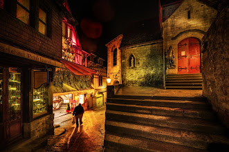 Photo: The Medieval Village - from Trey Ratcliff at http://www.StuckInCustoms.com - all images Creative Commons Noncommercial