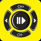 Универсальный ТВ пульт icon