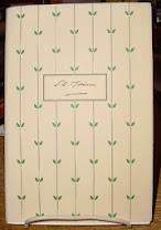 The Frank P. Piskor Collection of Edwin Arlington Robinson