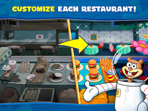 SpongeBob: Krusty Cook-Off 1.0.21 Screenshots 13