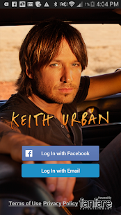 Keith Urban- screenshot thumbnail