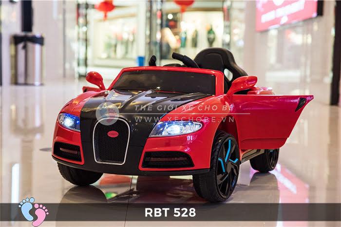 Xe hơi điện cho bé RBT-528 7