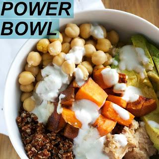 Tuna Power Bowl